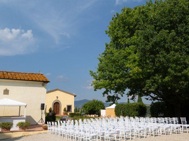 Il matrimonio di Gheraldo e Irene a Vinci, Firenze 6