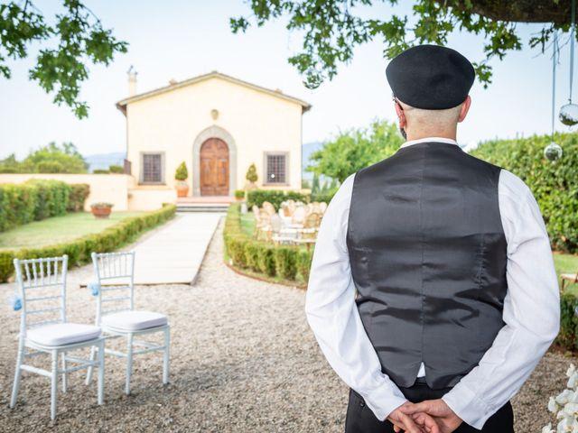 Il matrimonio di Gheraldo e Irene a Vinci, Firenze 12