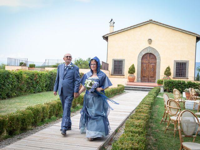 Il matrimonio di Gheraldo e Irene a Vinci, Firenze 14