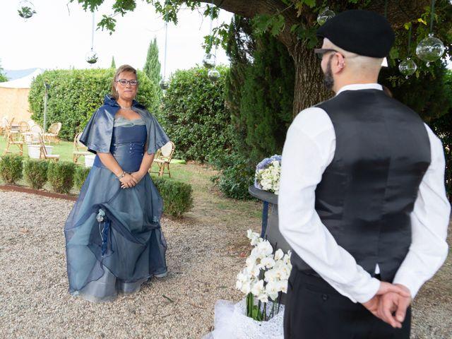 Il matrimonio di Gheraldo e Irene a Vinci, Firenze 15