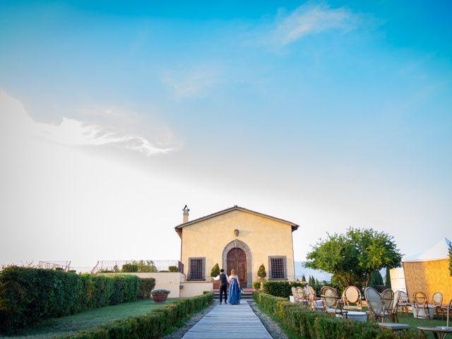 Il matrimonio di Gheraldo e Irene a Vinci, Firenze 19