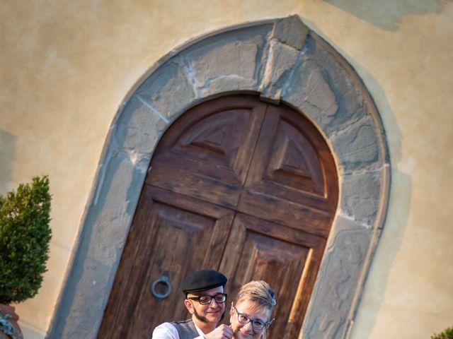 Il matrimonio di Gheraldo e Irene a Vinci, Firenze 20