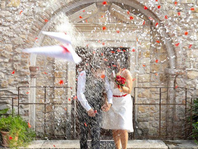 Il matrimonio di Walter e Silvia a Soave, Verona 10