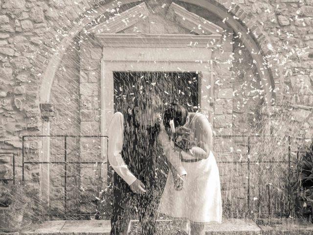 Il matrimonio di Walter e Silvia a Soave, Verona 13