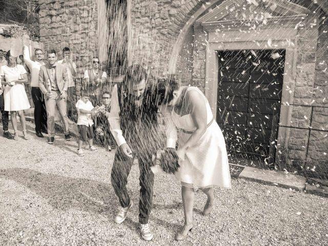 Il matrimonio di Walter e Silvia a Soave, Verona 16
