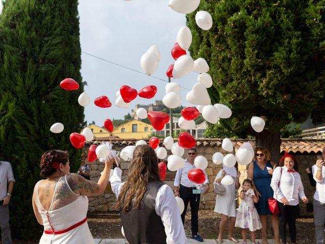 Il matrimonio di Walter e Silvia a Soave, Verona 31