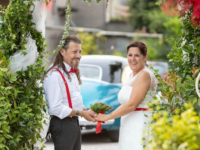 Il matrimonio di Walter e Silvia a Soave, Verona 32