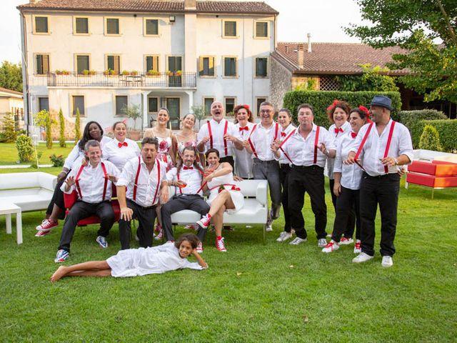 Il matrimonio di Walter e Silvia a Soave, Verona 34