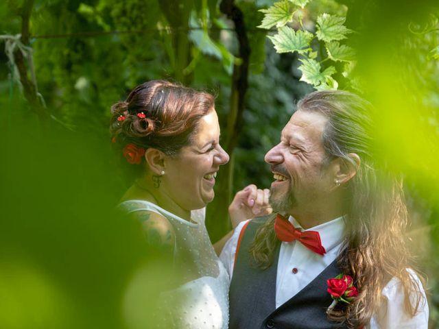 Il matrimonio di Walter e Silvia a Soave, Verona 37
