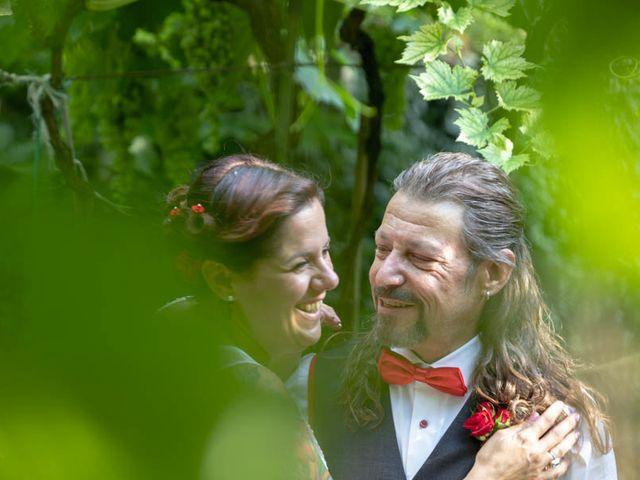 Il matrimonio di Walter e Silvia a Soave, Verona 39