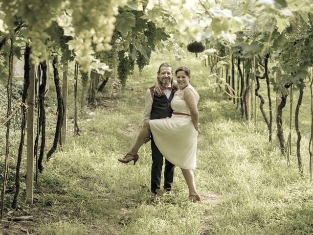 Il matrimonio di Walter e Silvia a Soave, Verona 42