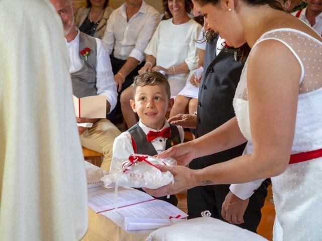 Il matrimonio di Walter e Silvia a Soave, Verona 44