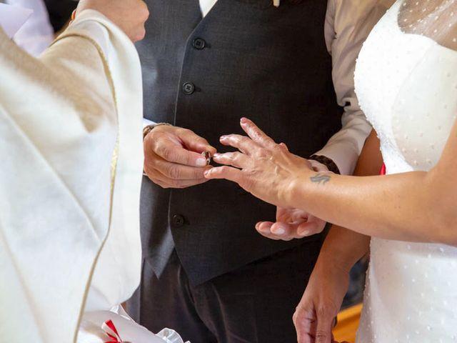 Il matrimonio di Walter e Silvia a Soave, Verona 46