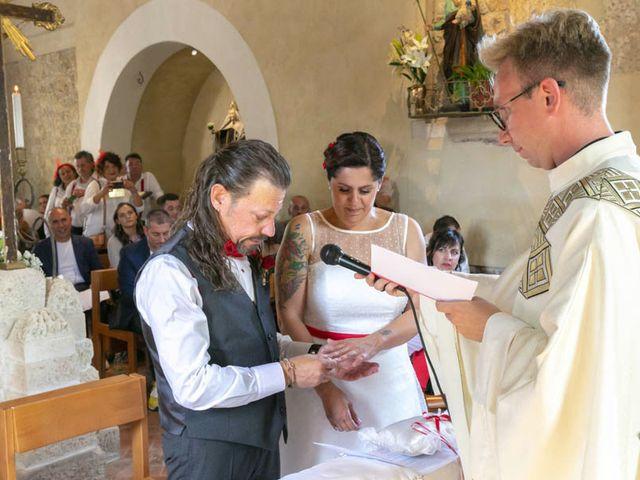 Il matrimonio di Walter e Silvia a Soave, Verona 47