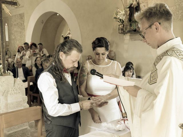 Il matrimonio di Walter e Silvia a Soave, Verona 48