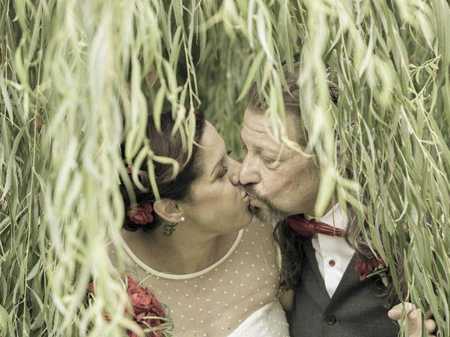 Il matrimonio di Walter e Silvia a Soave, Verona 50