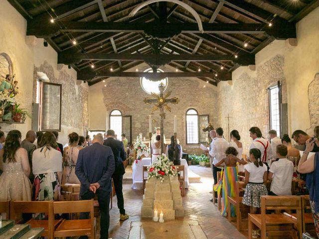 Il matrimonio di Walter e Silvia a Soave, Verona 54