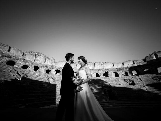 Le nozze di Antonia e Vincenzo