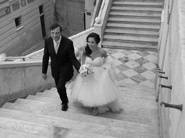 Il matrimonio di Martin e Chiara a Genova, Genova 18