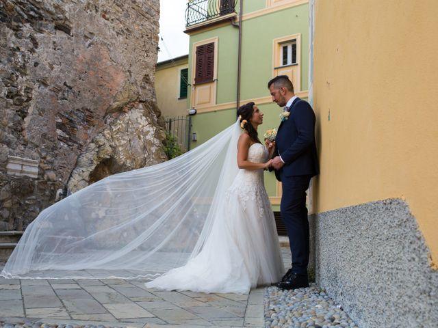 Il matrimonio di Martin e Chiara a Genova, Genova 39