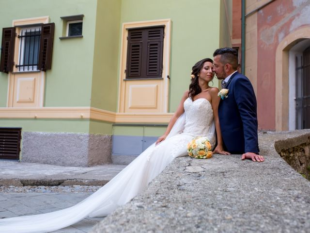 Il matrimonio di Martin e Chiara a Genova, Genova 41