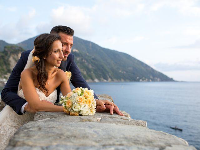 Il matrimonio di Martin e Chiara a Genova, Genova 48