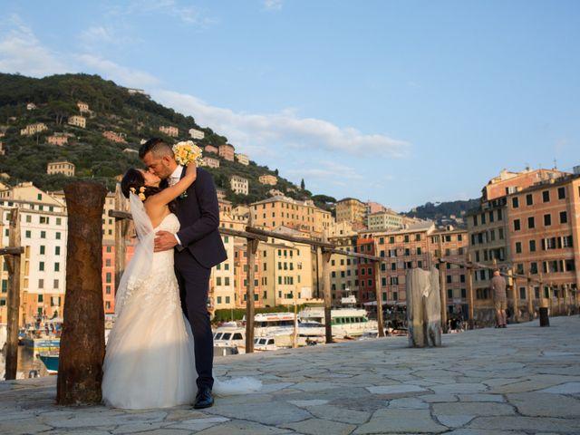 Il matrimonio di Martin e Chiara a Genova, Genova 52