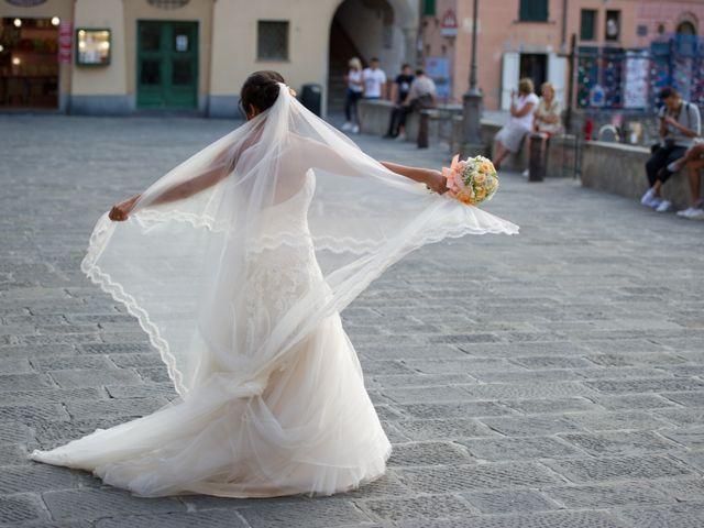 Il matrimonio di Martin e Chiara a Genova, Genova 55