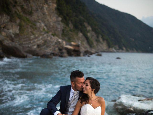 Il matrimonio di Martin e Chiara a Genova, Genova 56