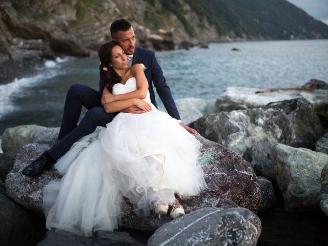 Il matrimonio di Martin e Chiara a Genova, Genova 58
