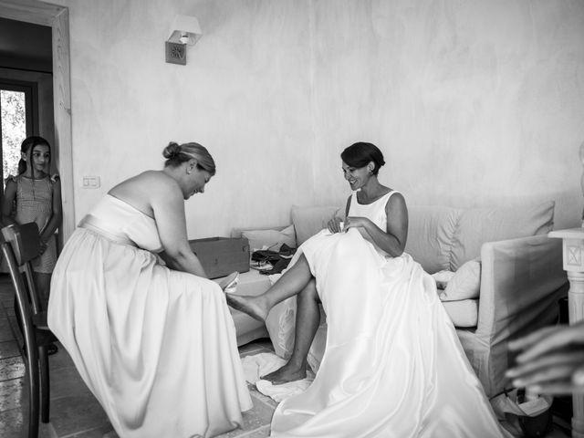 Il matrimonio di Thomas e Marie-Paul a Grosseto, Grosseto 8