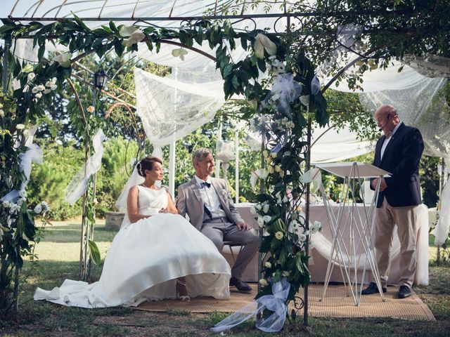 Il matrimonio di Thomas e Marie-Paul a Grosseto, Grosseto 11