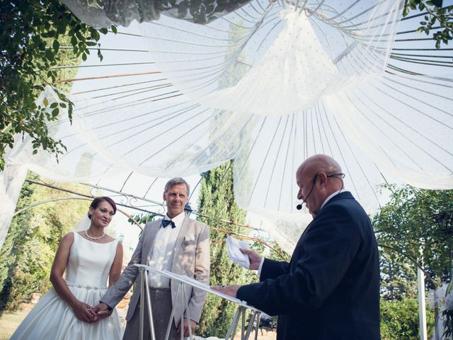 Il matrimonio di Thomas e Marie-Paul a Grosseto, Grosseto 13