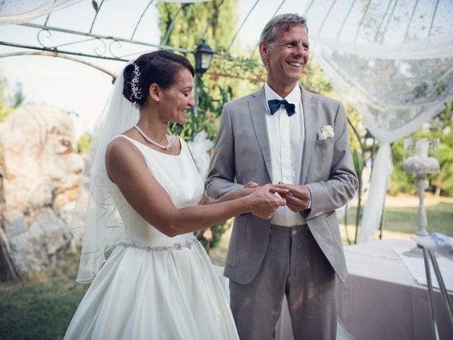 Il matrimonio di Thomas e Marie-Paul a Grosseto, Grosseto 16