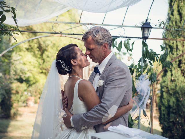 Il matrimonio di Thomas e Marie-Paul a Grosseto, Grosseto 18