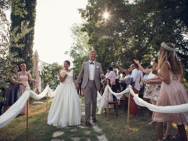 Il matrimonio di Thomas e Marie-Paul a Grosseto, Grosseto 19