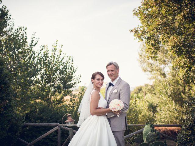 Il matrimonio di Thomas e Marie-Paul a Grosseto, Grosseto 20