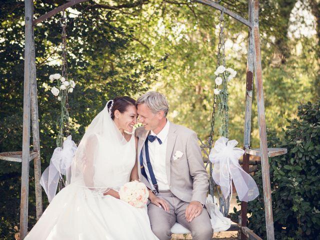 Il matrimonio di Thomas e Marie-Paul a Grosseto, Grosseto 22