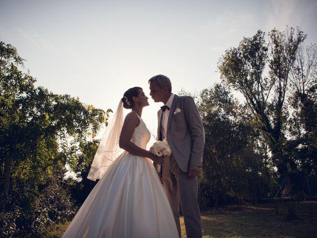 Il matrimonio di Thomas e Marie-Paul a Grosseto, Grosseto 23