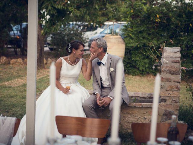 Il matrimonio di Thomas e Marie-Paul a Grosseto, Grosseto 25