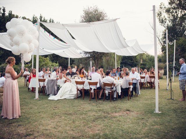 Il matrimonio di Thomas e Marie-Paul a Grosseto, Grosseto 28