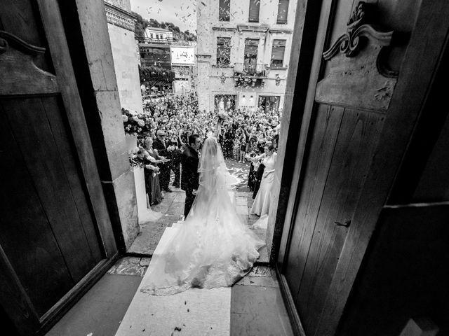 le nozze di Michael e Veronica