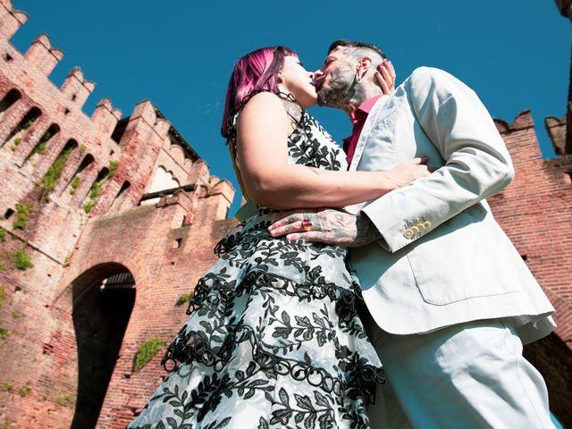 Il matrimonio di Angelo e Chiara a Cremona, Cremona 7