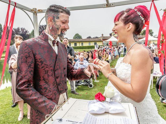 Il matrimonio di Angelo e Chiara a Cremona, Cremona 112