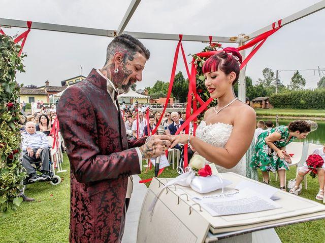 Il matrimonio di Angelo e Chiara a Cremona, Cremona 113