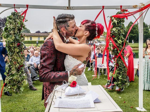 Il matrimonio di Angelo e Chiara a Cremona, Cremona 115