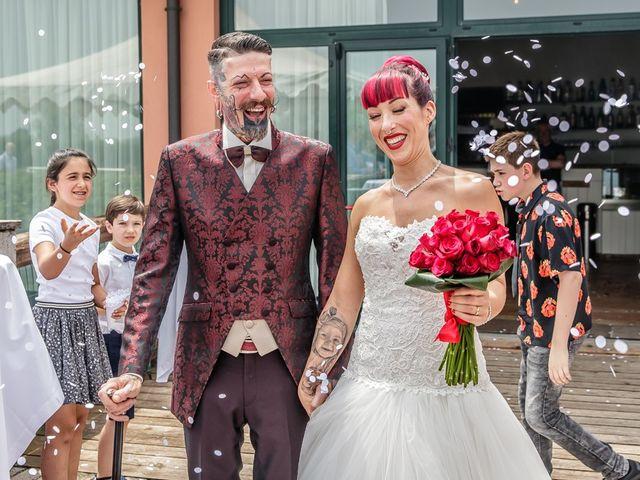 Il matrimonio di Angelo e Chiara a Cremona, Cremona 129
