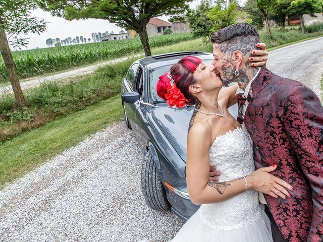 Il matrimonio di Angelo e Chiara a Cremona, Cremona 174
