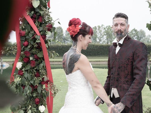 Il matrimonio di Angelo e Chiara a Cremona, Cremona 206