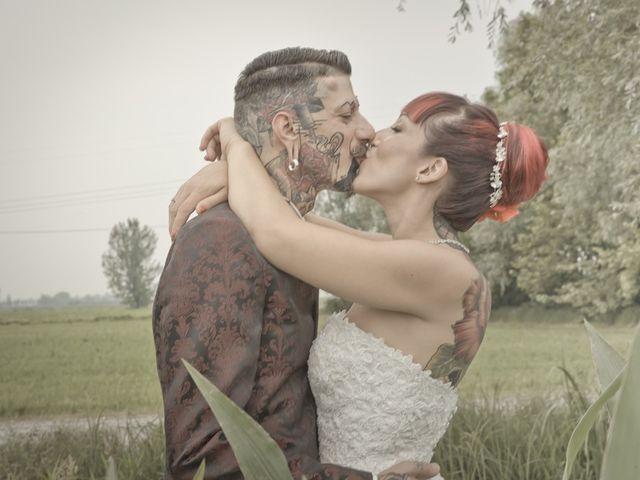 Il matrimonio di Angelo e Chiara a Cremona, Cremona 215